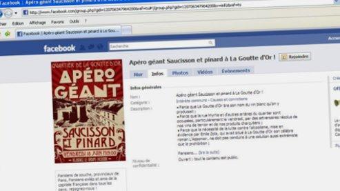Sur Facebook, la page dédiée à l'événement comptait près de 7.000 membres mardi.
