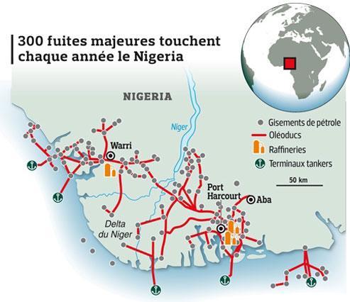 Au Nigeria, une catastrophe écologique passée sous silence