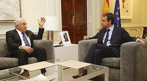La dette espagnole sous pression des marchés