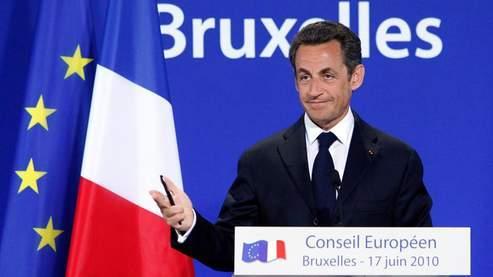 Nicolas Sarkozy rassuresur l'Espagne