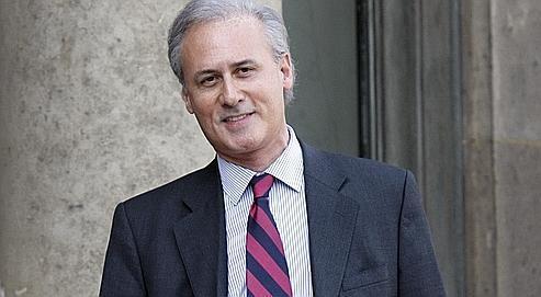 Georges Tron, secrétaire d'État à la Fonction publique.