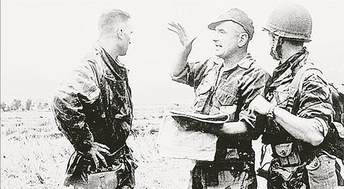 En 1953, à Diên Biên Phu.