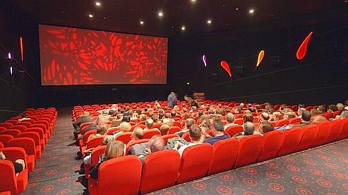 Une salle du Gaumont Parnasse. (Photo: DR)