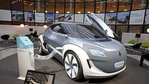 Rencontres internationales des voitures ecologiques 2017