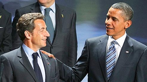 G20 : Sarkozy se place dans le camp d'Obama