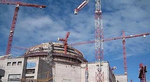 Les chantiers de Flamanville et d'Olkiluoto (photo) sont scrutés avec le plus grand intérêt par toute l'industrie nucléaire mondiale. À travers le réacteur du futur, EDF et Areva espèrent disposer d'un outil qui fera bientôt ses preuves à l'international.