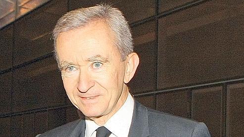 le patron de LVMH a soufflé la place cette année à Gérard Mulliez. Crédits photo : AP