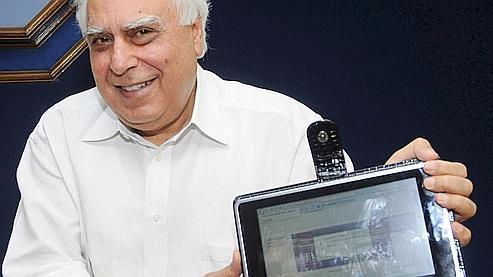 L'Inde prépare une tablette tactile à 35 dollars