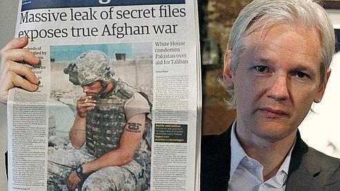 Julian Assange, ex-hacker, fondateur de Wikileaks.