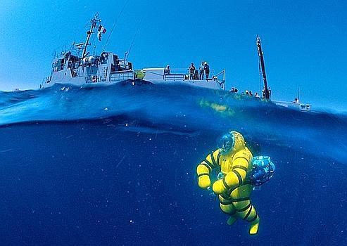 Mission de sauvetage pour sous-marin en détresse