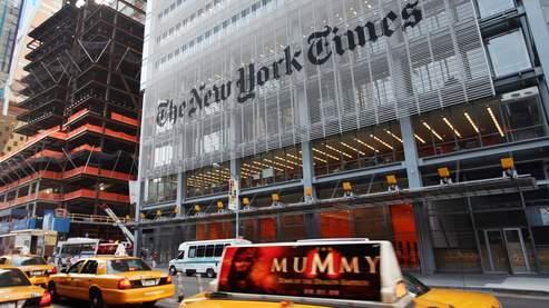 Ce n'est pas la première fois que le New York Times, journal de référence de la gauche libérale américaine, s'en prend à la politique de Nicolas Sarkozy.