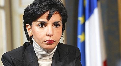 Rachida Dati a accusé la gauche d'être «déconnectée de la réalité» sur les questions de sécurité.
