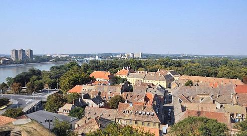 Vue de Novi Sad, dans la province serbe autonome de Voïvodine. Crédits photo : anjči/Flickr