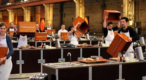 Tf1 mise gros sur le programme masterchef - Emission de cuisine france 2 ...