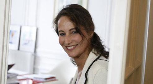 Ce lundi,Ségolène Royal est passée à l'offensive en évoquant une «ligne laxiste» au PS. (crédits photo : Sébastion Soriano/Le Figaro)