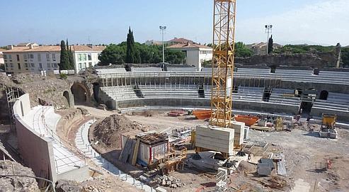 La mairie de Fréjus entend redonner vie à ses arènes. Huit millions d'euros sont prévus pour leur rénovation.