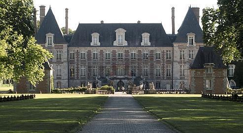 Le château organise une journée portes ouvertes le 26septembre. Dk58 - Renaud/ Creative Commons