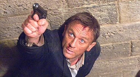 Quantum of Solace James Bond . Crédit : Sony Pictures