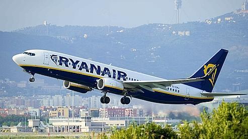 Ryanair est en passe de devenir un poids lourd du transport aérien.