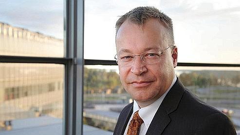 Stephen Elop, un Canadien pour sauver Nokia