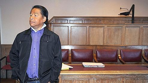 Robert Le Dinh, 51 ans, est père de 6 enfants.
