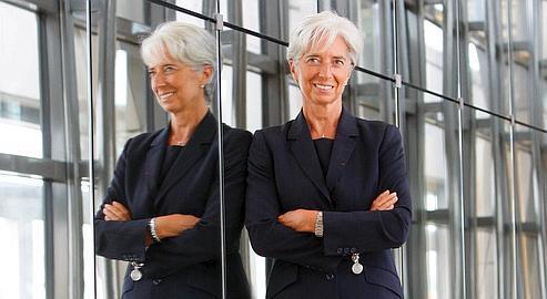 «Paris et Berlin ont une volonté très forte d'aller vers plus de convergence en matière fiscale», explique Christine Lagarde.