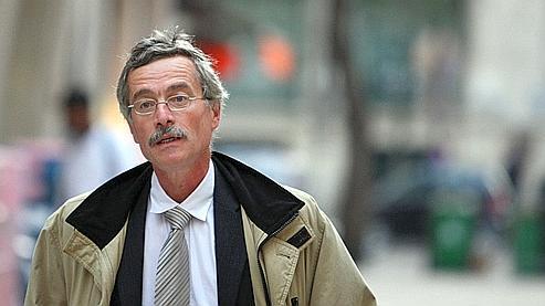 Le juge d'instruction Renaud van Ruymbeke.