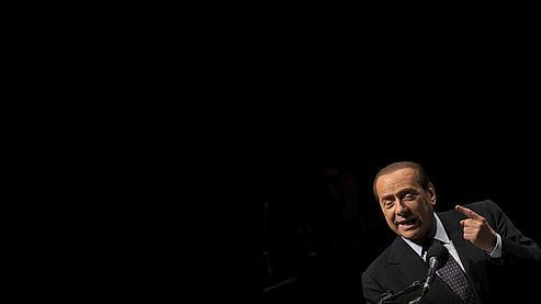 Silvio Berlusconi ne doute pas de parvenir au terme de son mandat en 2013.