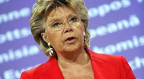 Viviane Rending le 14 septembre dernier.