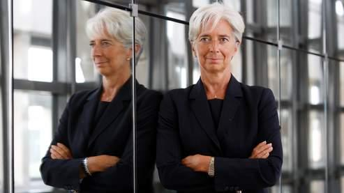 Christine Lagarde, un «ovni politique» à Bercy