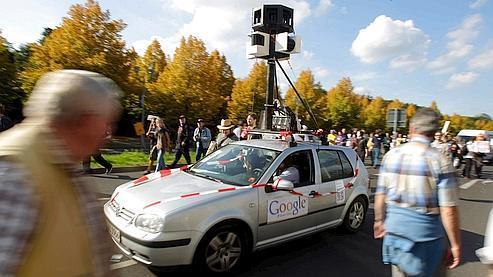 Google Street View rencontre une résistance en Allemagne