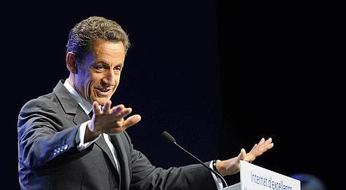 Le chef de l'État (ici en septembre dernier), qui reste «vigilant» sur les retraites,ne devrait pas s'exprimer sur le sujet dans les prochains jours.