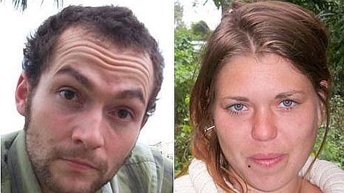 Jérémie Bellanger, 25 ans, et Fanny Blancho, 23 ans, n'ont pas été revus depuis le 28 août. D.R.