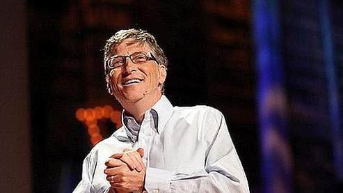 Le cofondateur de Microsoft est pour la 17e année consécutive le plus riche des Américains, avec une fortune estimée à 54 milliards de dollars (40,3 milliards d'euros) en 2010.