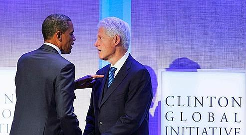 Le destin croisé des Obama et des Clinton