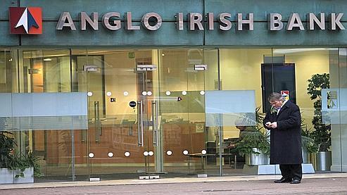 Le coût du sauvetage d'Anglo Irish Bank dépasse les attentes