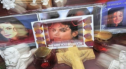 Michael Jackson devient un dieu à Montargis