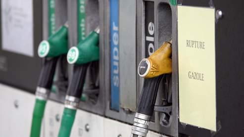 La hausse des prix de l'essence agace