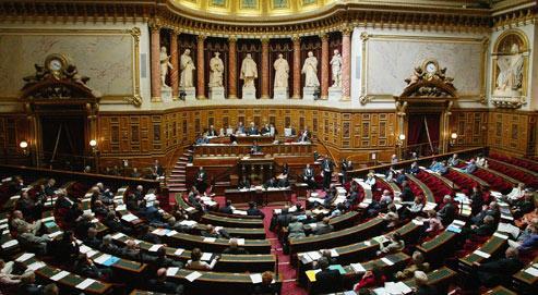 Le vote de la réforme n'interviendra que ce jeudi au plus tôt, voire vendredi ou ce week-end. (Crédits photo: Richard Vialeron/Le Figaro)