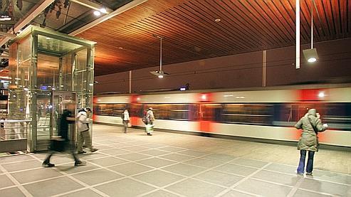 Gare du Nord, lundi 19 octobre.
