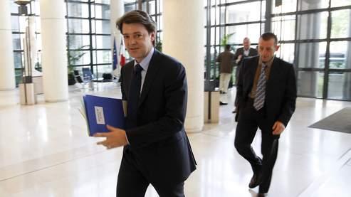 François Baroin, ministre du Budget. Crédits photo: jean-Christophe Marmara/ le Figaro