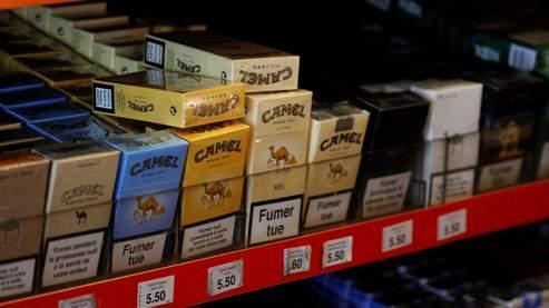 Le prix du tabac augmente de 30 centimes par paquet