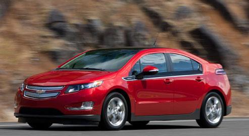 Chevrolet Volt, l'électrique sans fil à la patte?