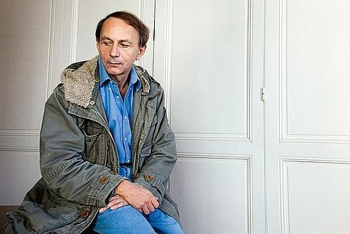 Un poète fragile avec une tête de Droopy schopenhauérien : Michel Houellebecq, prix