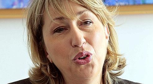 Marie-Anne Montchamp, députée UMP du Val-de-Marne.