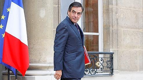 François Fillon a été maintenu dans ses fonctions de premier ministre. Crédits photo : Le Figaro
