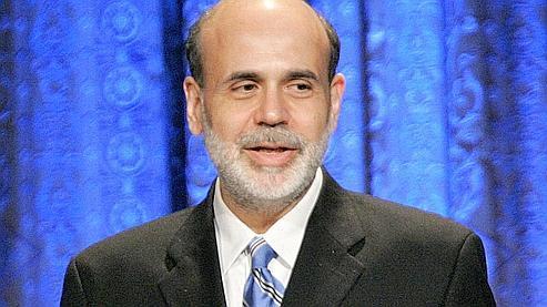 Bernanke justifie la politique monétaire de la Fed en Europe