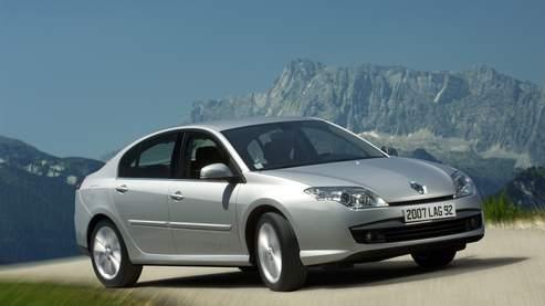 La nouvelle Laguna de Renault, produite à Sandouville, affiche des ventes décevantes.