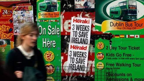 L'Europe s'accorde sur un plan de soutien à l'Irlande