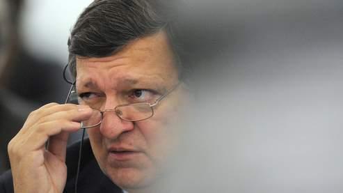 Le président de la Commission européenne, Jose Manuel Barroso.